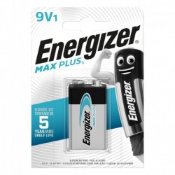 Batéria 9 V MAX Plus - Energizer