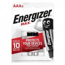 Mikrotužkové batérie MAX - 2x AAA - Energizer