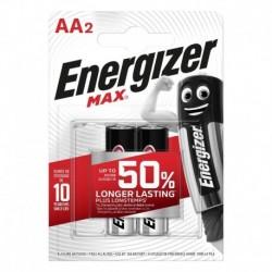 Tužkové batérie MAX - 2x AA - Energizer