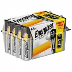 Tužkové batérie Alkaline Power - 24x AA - family pack - Energizer