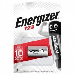 Batéria Lithium Photo - EL123AP - Energizer