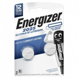 Batéria Ultimate Lithium - 2x CR2025 - Energizer