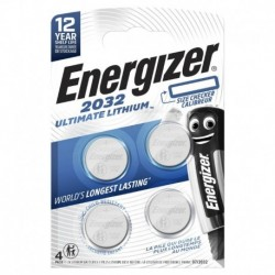 Batéria Ultimate Lithium - 4x CR2032 - Energizer