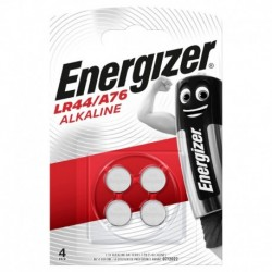 Alkalická batéria - 4x LR44/A76 - Energizer