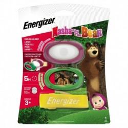 Detské čelové svietidlo - Macha & The Bear Kids - 20 lm - Energizer