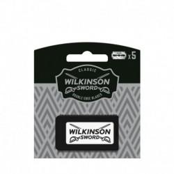 Náhradné čepele Sword Double Edge - 5 ks - Wilkinson
