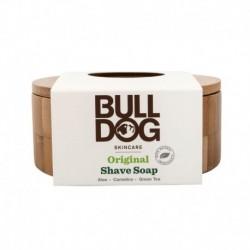 Holiace mydlo v bambusovej miske - 100 g - Bulldog