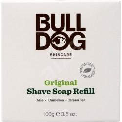 Holiace mydlo - náhradné balenie - 100 g - Bulldog