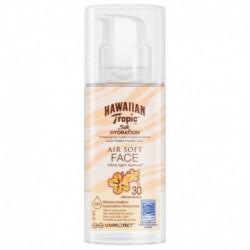 Opaľovací krém na tvár Silk - SPF 30 - 50 ml - Hawaiian Tropic
