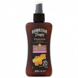 Suchý olej na opaľovanie - SPF 20 - 200 ml - Hawaiian Tropic