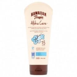 Opaľovacie mlieko Aloha Care - SPF 15 - 180 ml - Hawaiian Tropic