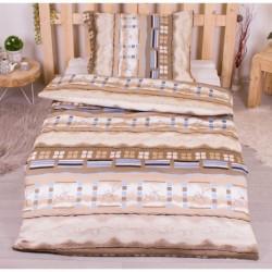 Saténové obliečky - Bianka - 140 x 200 cm
