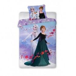 Bavlnené obliečky - Ľadové kráľovstvo 2 - vietor - 140 x 200 cm - Faro