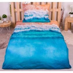 3D obliečky - Paradise beach - 140 x 200 cm