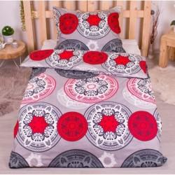 Microtop obliečky - Orient - šedá - 140 x 200 cm