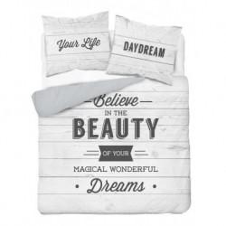 Bavlnené francúzske obliečky - Beauty - 220 x 200 cm - Detexpol