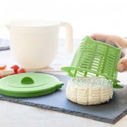 Forma na výrobu tvarohu s príručkou a receptami Freashy - InnovaGoods