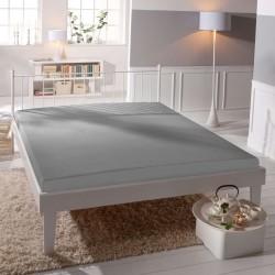 Microtop prestieradlo - šedé - BedStyle