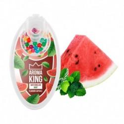 Praskacie guľky Aroma King - Vodný melón a mäta - 100 ks