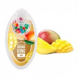 Praskacie guľky Aroma King - Mango - 100 ks