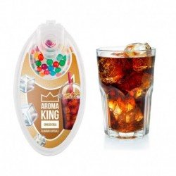 Praskacie guľky Aroma King - Ľadová cola - 100 ks