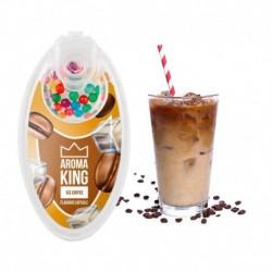 Praskacie guľky Aroma King - Ice Coffee - 100 ks