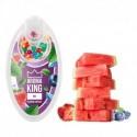 Praskacie guľky Aroma King - Mix chutí - 100 ks