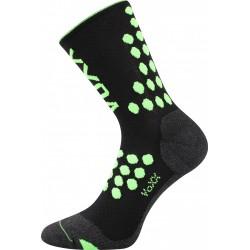 Kompresné ponožky Finish - čierne - 1 pár - VoXX