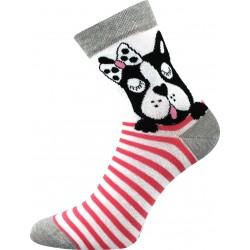 Ponožky Xantipa 63 - mix - 3 páry - Boma