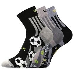 Ponožky Abras - mix A - 3 páry - VoXX