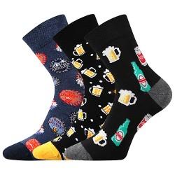Ponožky Pitix - 01 mix - 3 páry - VoXX