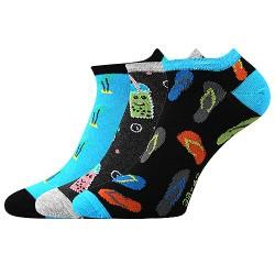 Ponožky Piki 64 - mix B - 3 páry - Boma