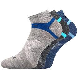 Ponožky Rex 14 - mix A - 3 páry - VoXX