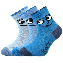 Ponožky Kukik - mix A - chlapec - 3 páry - VoXX