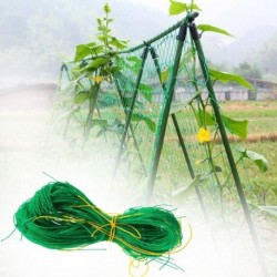 Podporná sieť na pestovanie zeleniny a kvetín