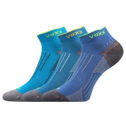 Ponožky Azulik - mix A - chlapec - 3 páry - VoXX