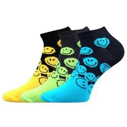 Ponožky Piki - detské - 42 mix B - chlapec - 3 páry - Boma