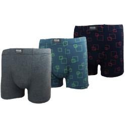 Bavlnené boxerky G55486 - 1 ks - Pesail