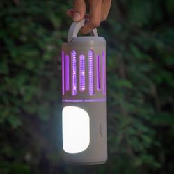 Prenosná repelentná lampa, baterka a lampáš Kl Tower 3 v 1 - InnovaGoods