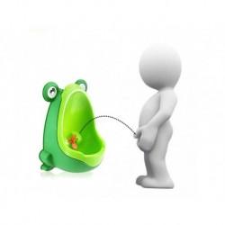 Detský pisoár v tvare žaby