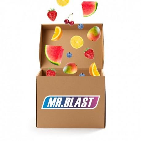 Kompletná súprava všetkých príchutí praskacích guliek Mr. Blast - 2092 ks