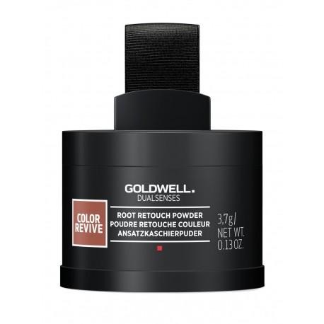 Púder na zahustenie riedkych vlasov, zakrytie odrastov a šedín Color Revive - 3,7 g - Goldwell