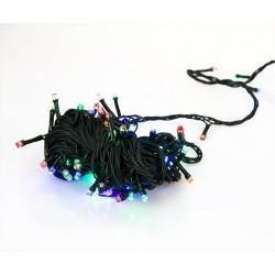 Vianočné osvetlenie - 300 LED - 30 m - farebné