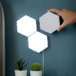 Súprava magnetických a dotykových LED panelov Tilight - 3 ks - InnovaGoods